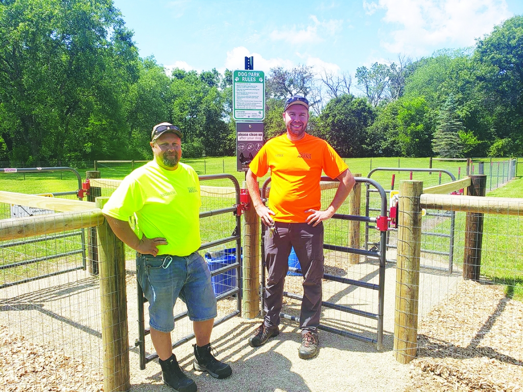 The Arena Dog Park, located at 999 Pine Road at West Park, is now open. The two acre park allows dog owners the opportunity to exercise their...