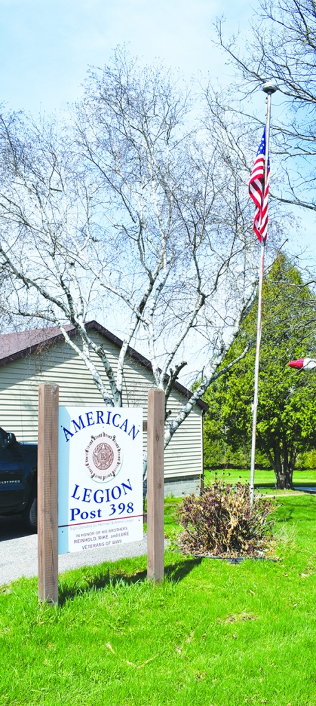 A Red Cross Blood Drive will be held on Monday, April 26, at the Plain American Legion Building at 1 American Legion Drive from 1 to 6 p.m.  The...